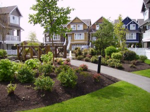 Condo Condominium ground commercial maintenance in seattle area 300x224 Condo Commercial Grounds Maintenance